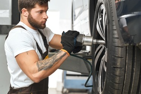 Automotive – Tyre Service